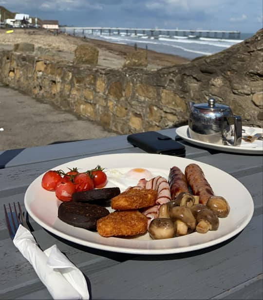 Where To Have Breakfast In Saltburn